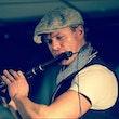 fluitist mr smith live optreden